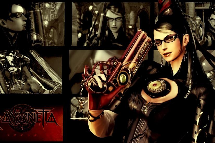 bayonetta wallpaper 1920x1080 hd