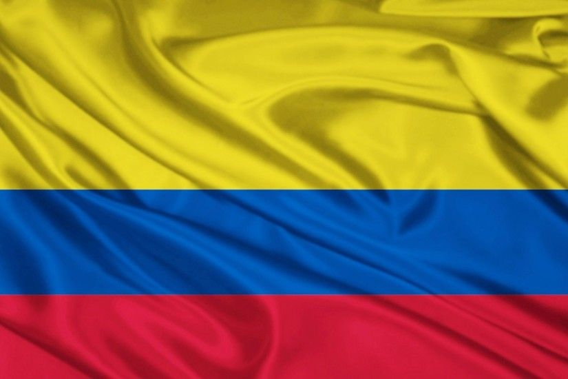 1920x1080 Colombia Flag desktop PC and Mac wallpaper