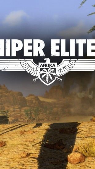 1440x2560 Wallpaper sniper elite iii, sniper elite 3, charles fairbairn,  war, rebellion