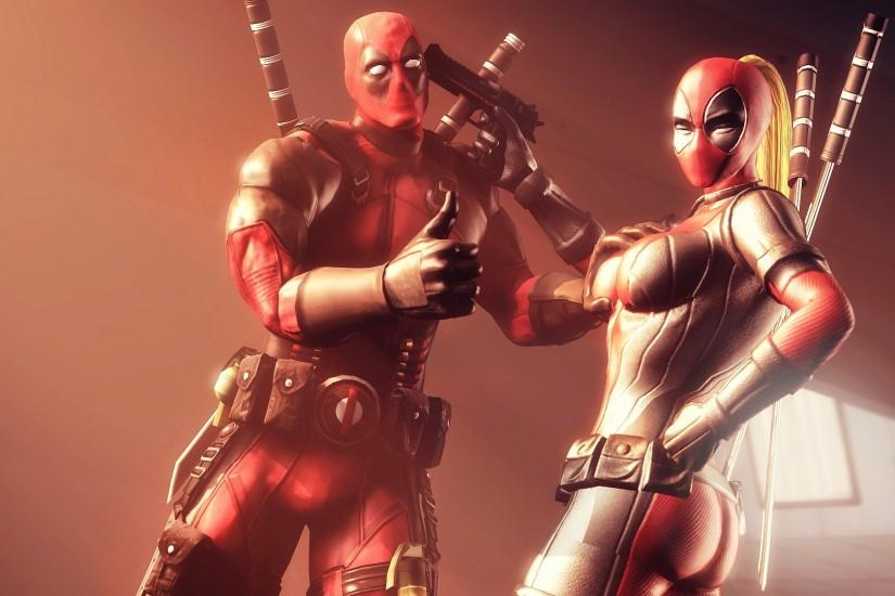 video Games, Deadpool Wallpaper HD
