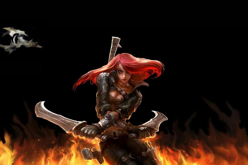 Katarina - League Of Legends Wallpaper 731772