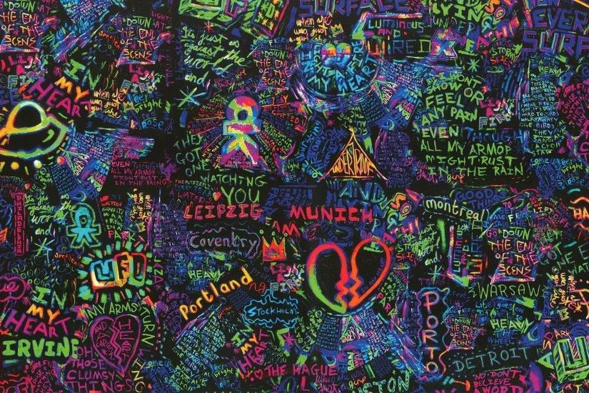 Celebrities Wallpaper: Coldplay Wallpaper Mylo Xyloto Wallpapers .