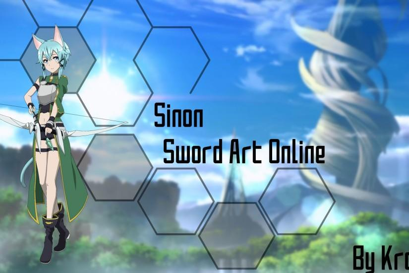 sinon wallpaper 1920x1080 for iphone 5