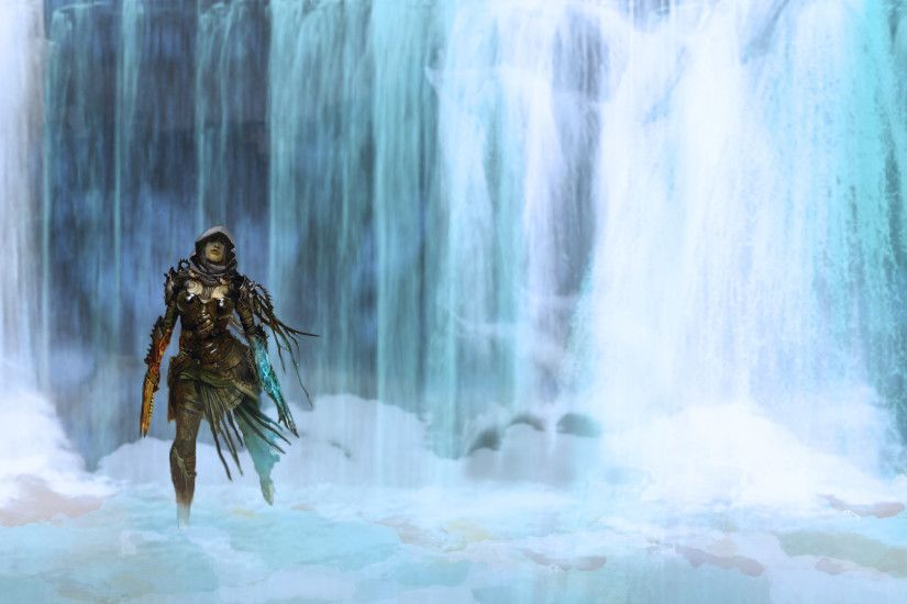 ... Guild Wars 2 Thief in the Mist by FayBycroft