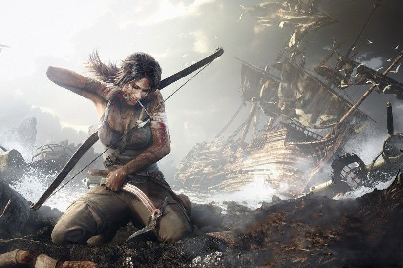 Rise of the Tomb Raider HD desktop wallpaper : Widescreen 1920×1080 Tomb  Raider Wallpaper