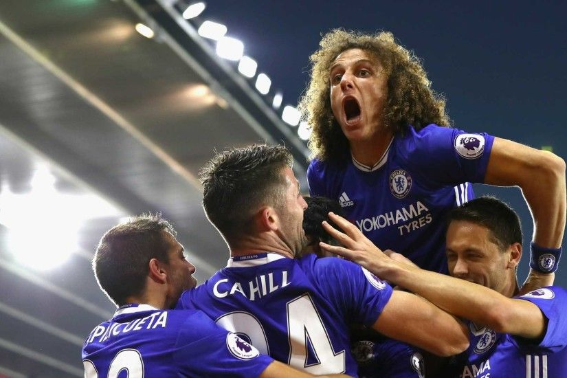 David Luiz has become rock solid thanks to Conte and 3-4-3