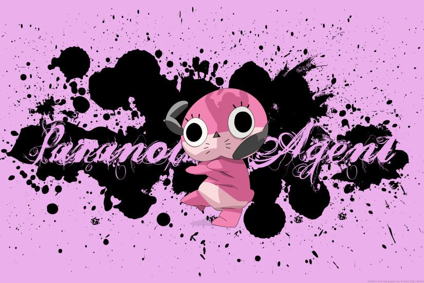 Tags: Anime, Paranoia Agent, Maromi, Wallpaper, HD Wallpaper