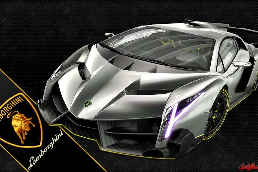 HD Lamborghini Veneno Wallpaper