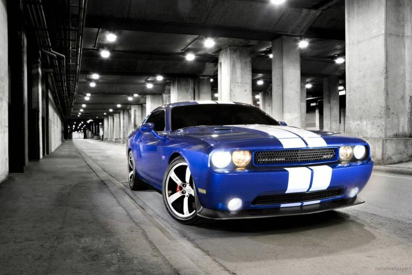 Dodge Challenger Wallpaper HD.