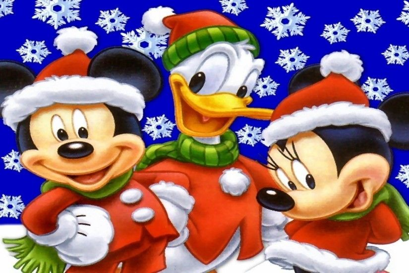 Mickey Mouse Christmas 581863 ...