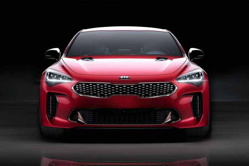Kia Stinger images 2018 Kia Stinger front end HD wallpaper and background  photos