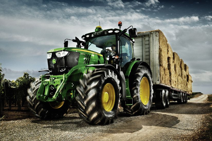John Deere Logo Wallpaper | Auto Design Tech