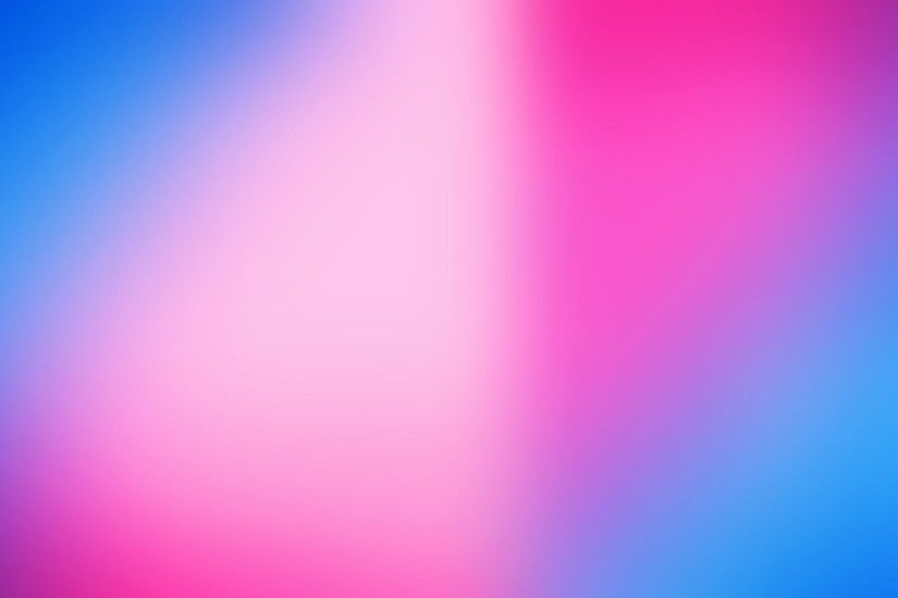 Gradients Pink Blur Blue Simple Background Abstract