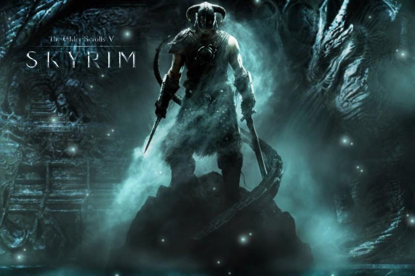 skyrim wallpaper 1920x1080Games Skyrim Backgrounds 1920x1080 HD .