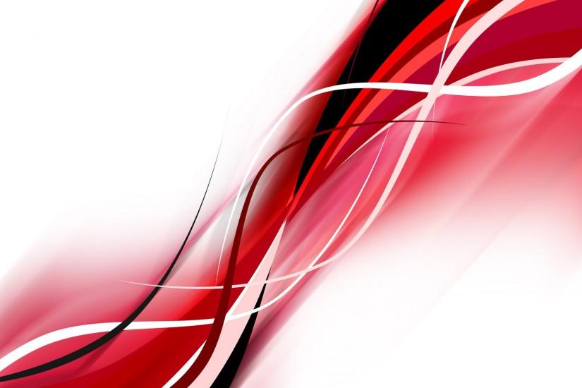 Black and Red Abstract HD Wallpaper