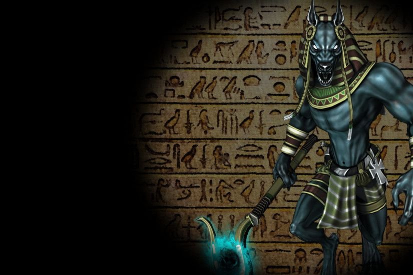 Egyptian Pantheon SMITE by Feadern Egyptian Pantheon SMITE by Feadern