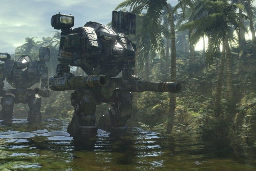 Mad Dog - BattleTech wallpaper 1920x1200 jpg