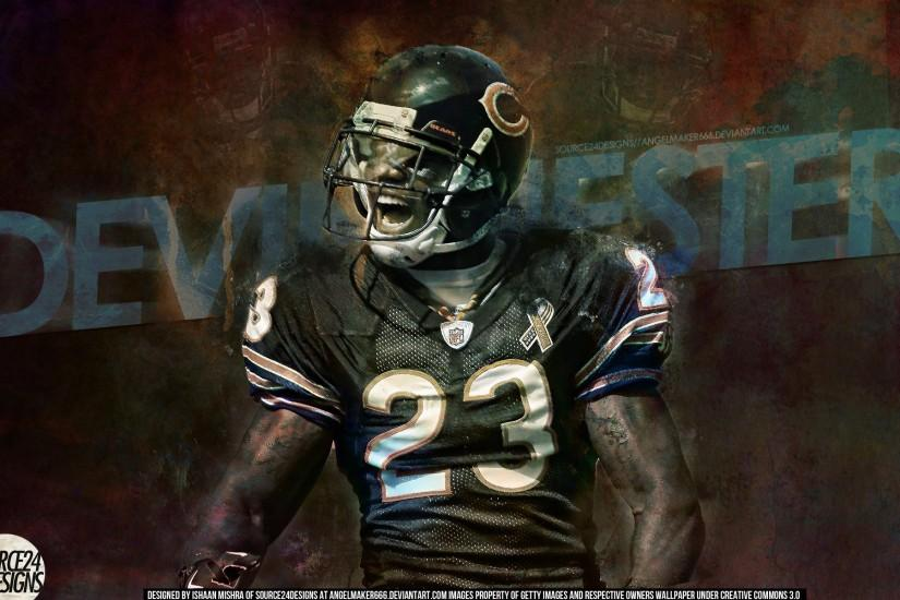 Free Wallpapers - Devin Hester Chicago Bears 1920x1200 wallpaper