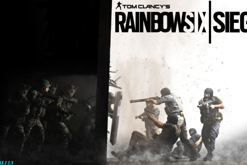 61 Tom Clancys Rainbow Six: Siege HD Wallpapers | Backgrounds .