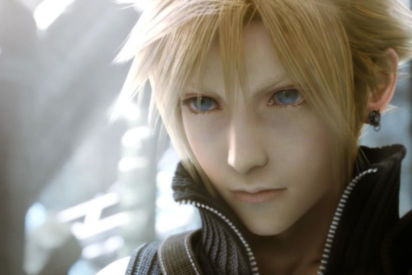 Final Fantasy VII Advent Children (screenshot) Cloud