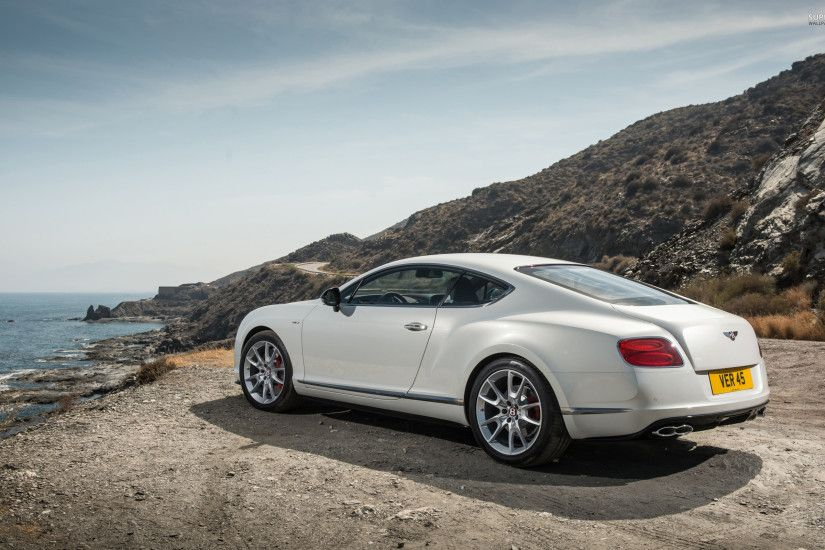2014 Bentley Continental GT V8 wallpaper 2560x1600 jpg