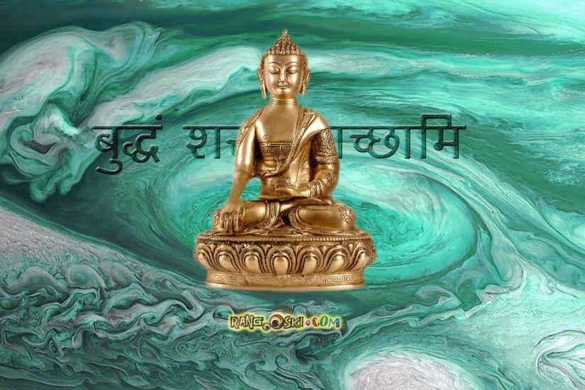 Lord Buddha Wallpaper #1