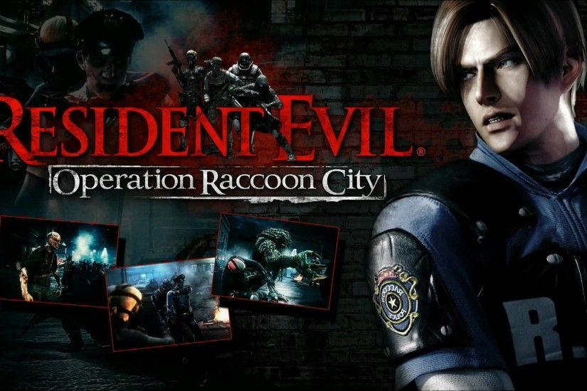 Resident Evil: Operation Raccoon City - HD Wallpaper 01 (REV EXCLUSIVE)