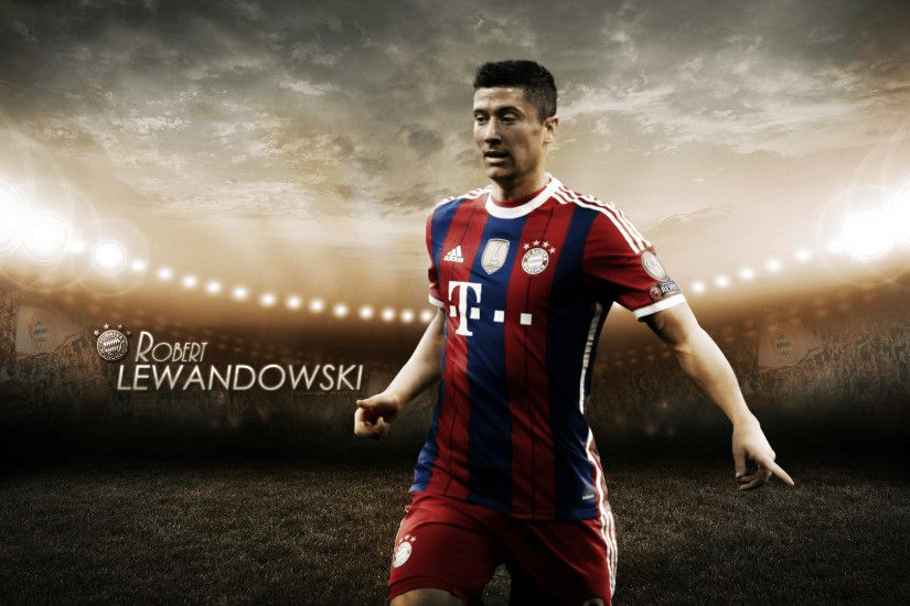 Robert Lewandowski Wallpapers - HD Wallpapers Backgrounds of Your .