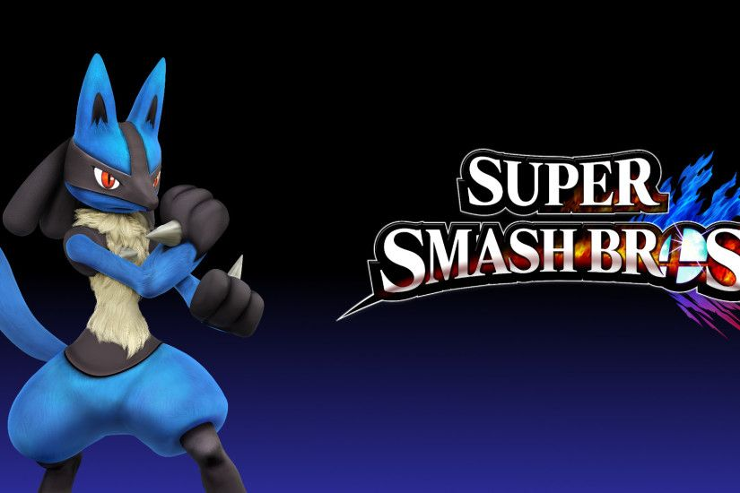 4 Wallpaper - Lucario by TheWolfGalaxy