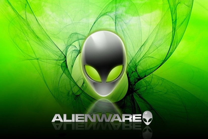 Alienware Logo HD wallpaper