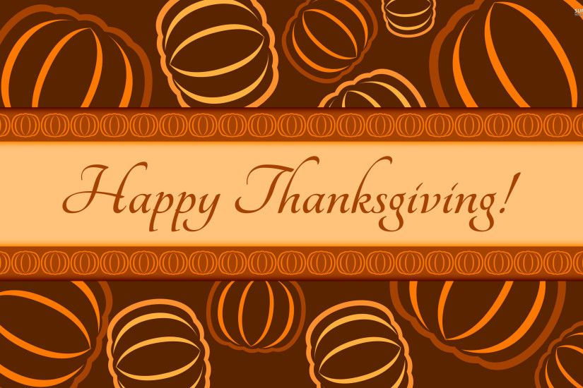 Thanksgiving HD Wallpaper.