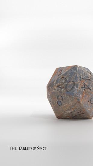 ... Rusty D20 for Smartphones