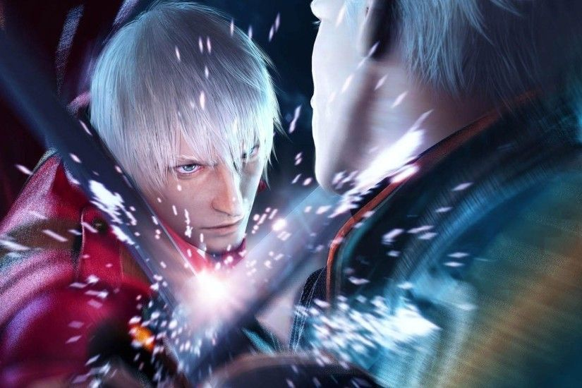 Wallpapers For > Devil May Cry 3 Dante Wallpaper