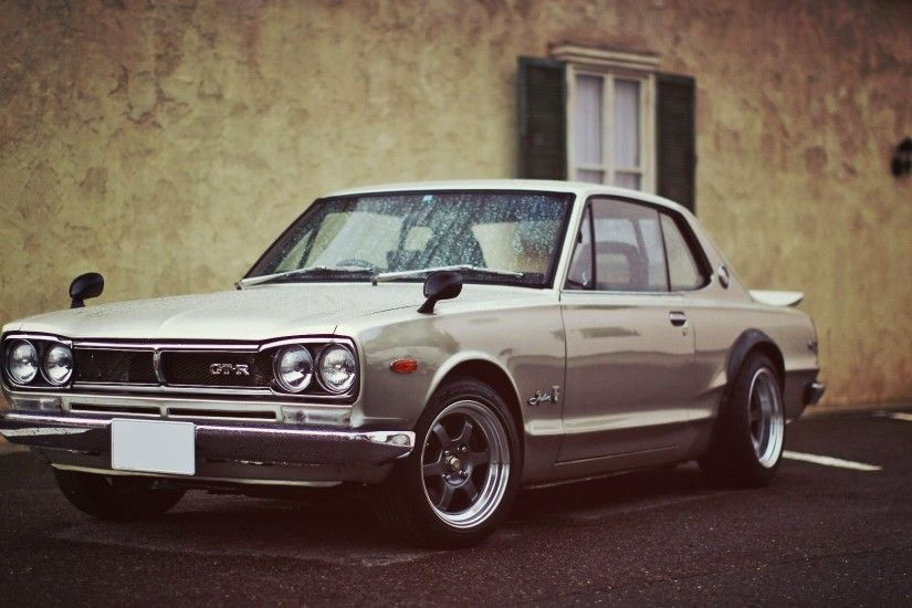 car wallpapers silver nissan skyline 2000 gt-r japan jdm style automobile  desktop vehicles wallpapers
