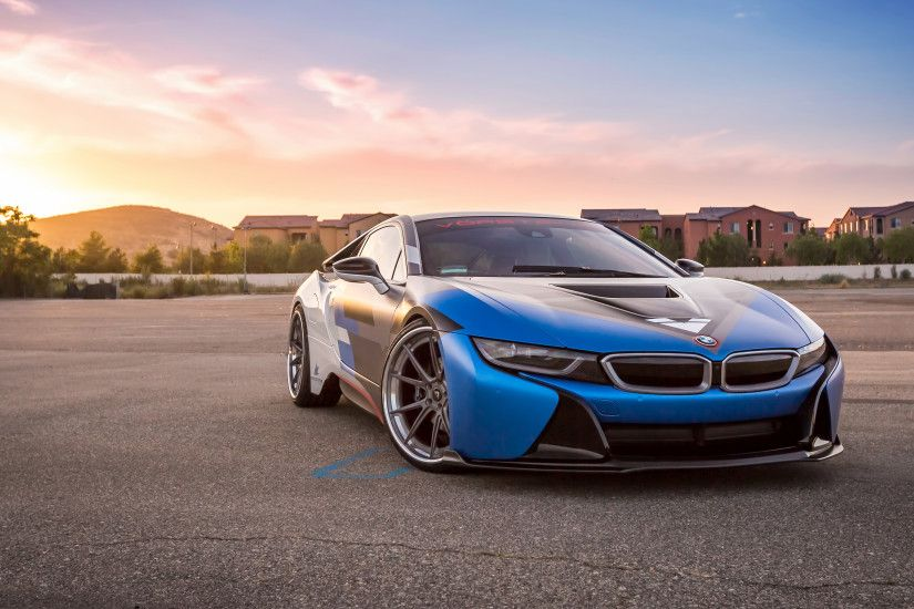 Backgrounds Bmw I8 Wallpapers 4K.