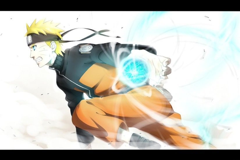 Naruto Rasengan Wallpaper