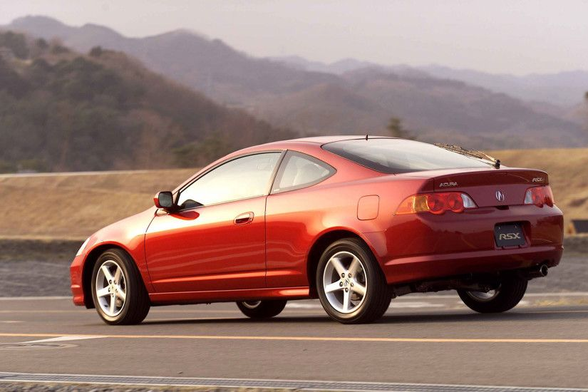 most acura rsx type s view