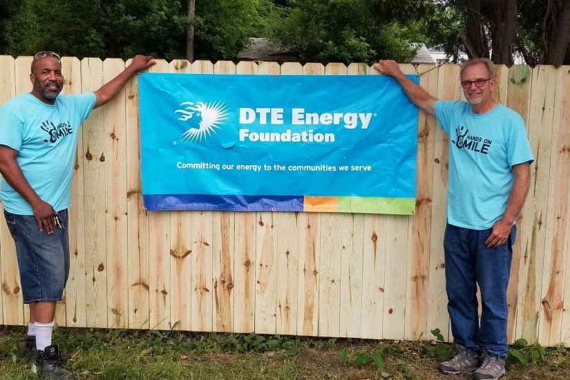 Sponsored by the DTE Energy Foundation and ITC, Hands on 8 Mile was a huge  success this year! We were very pleased to be joined by volunteers from our  ...