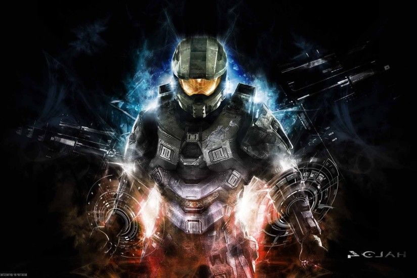 Halo 4, Sierra 117, Master Chief, Video Games Wallpapers HD / Desktop and  Mobile Backgrounds