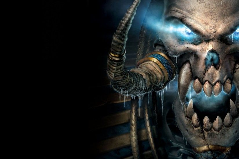 Video Game - Warcraft III: Reign of Chaos Lich Kel'Thuzad (World Of