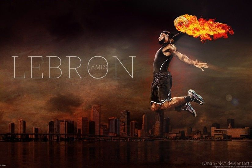 LeBron, James, Wallpaper, Cavaliers