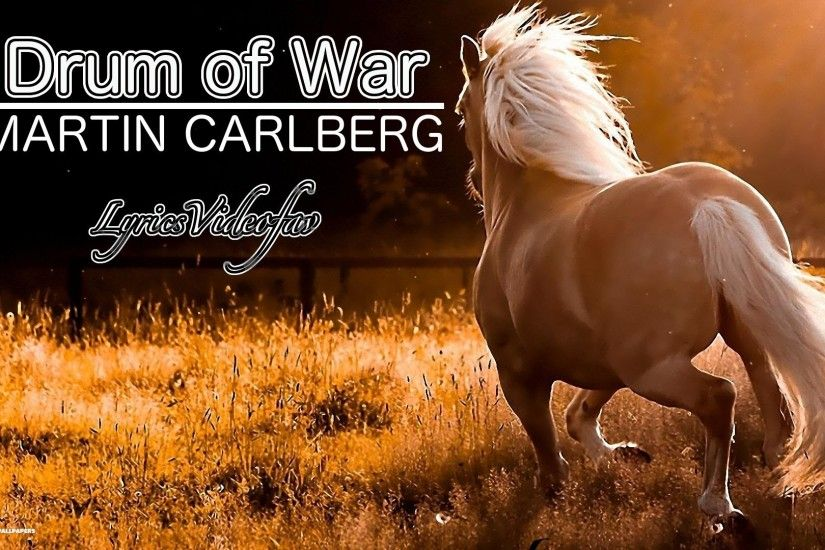 Drums Of War - Martin Carlberg (Modern Country Music) @LyricsVideoFav
