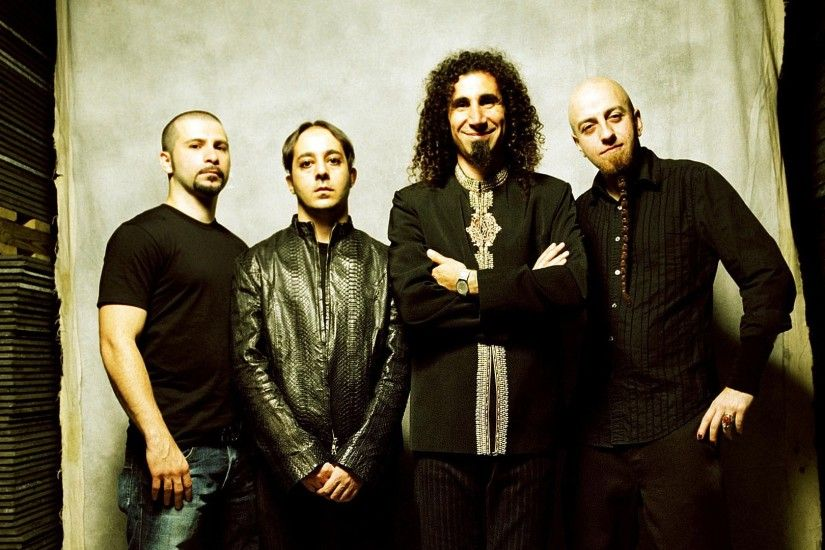 1920x1080 Wallpaper system of a down, band, members, storehouse, look