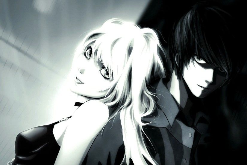 Anime Boy and Girl Wallpaper 6369