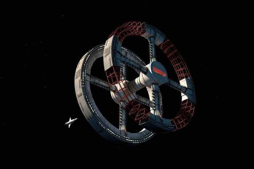 2001 A Space Odyssey Wallpaper
