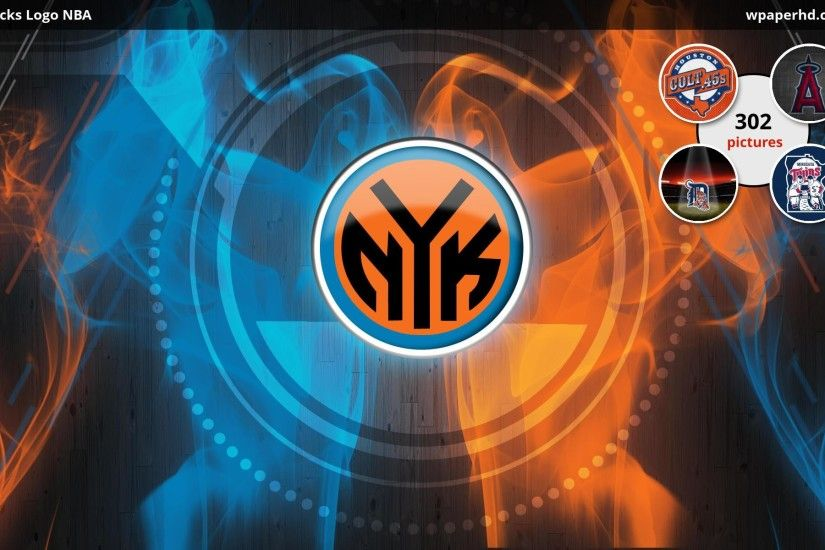 Description Knicks Logo NBA wallpaper from Baseball category. You are on  page with Knicks Logo NBA wallpaper ...