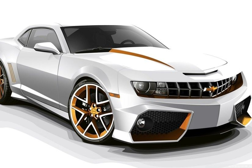 Camaro HD Wide Wallpaper for 4K UHD Widescreen desktop & smartphone