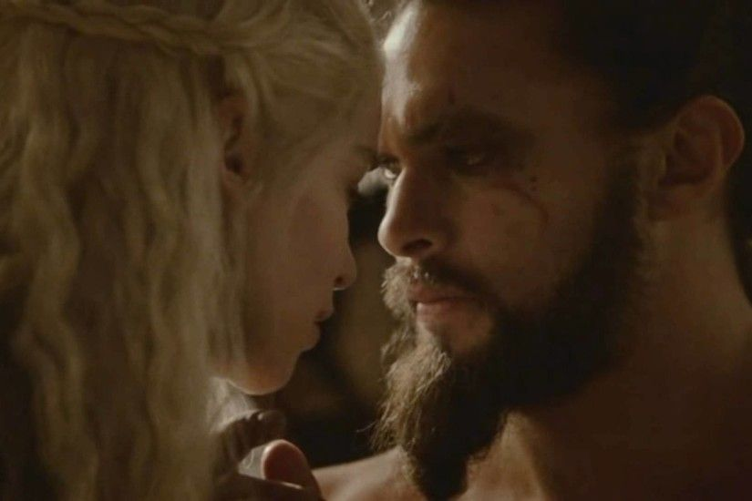 www.enveeus.com : Drogo & Daenerys - my favourite scene (Game Of Thrones  S2) - YouTube