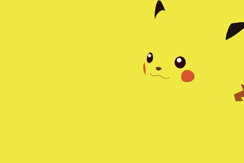 Wallpapers For > Cute Pikachu Wallpaper For Ipad