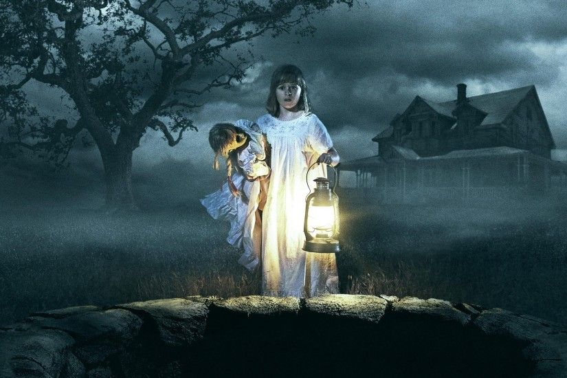 "Wallpaper for ""Annabelle: Creation"" ..."